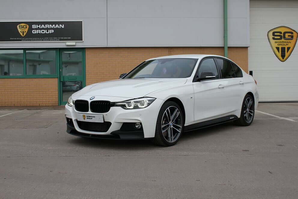 Bmw 3 Series 3 0 335d M Sport Shadow Edition Sport Auto Xdrive S S 4dr
